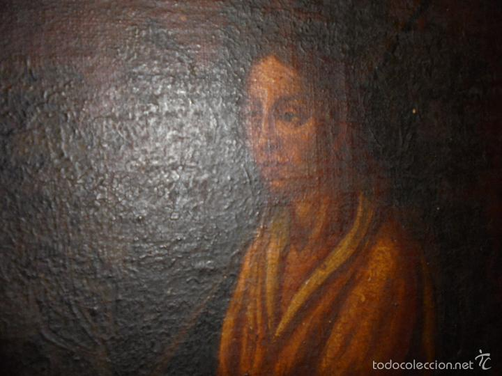Arte: Cuadro al oleo del SXVII - Foto 12 - 58093499