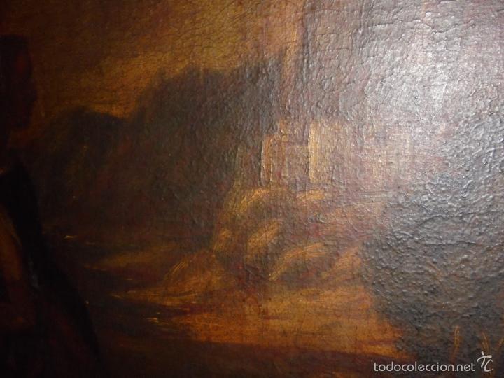 Arte: Cuadro al oleo del SXVII - Foto 14 - 58093499