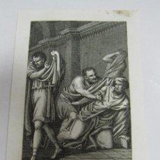 Arte: ANTIGUO GRABADO. 1823. PERFECTO ESTADO. GRABADO DE TIM. 8.5 X 12CM. Lote 58256665