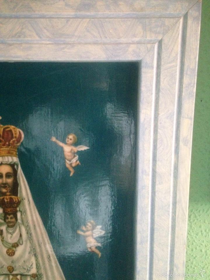Arte: Cuadro virgen de Begoña antiguo - Foto 2 - 58321231