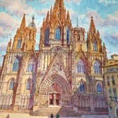 Arte: CATEDRAL DE BARCELONA. Lote 55869547