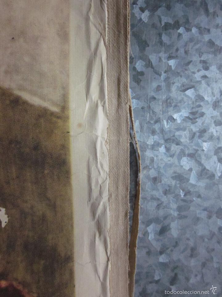 Arte: CARTEL PRESENTACION NIÑO JESUS EN EL TEMPLO. EDIT JOSÉ VILAMALA. CATEQUESIS ESCUELA AÑOS 20-30. - Foto 11 - 61249347