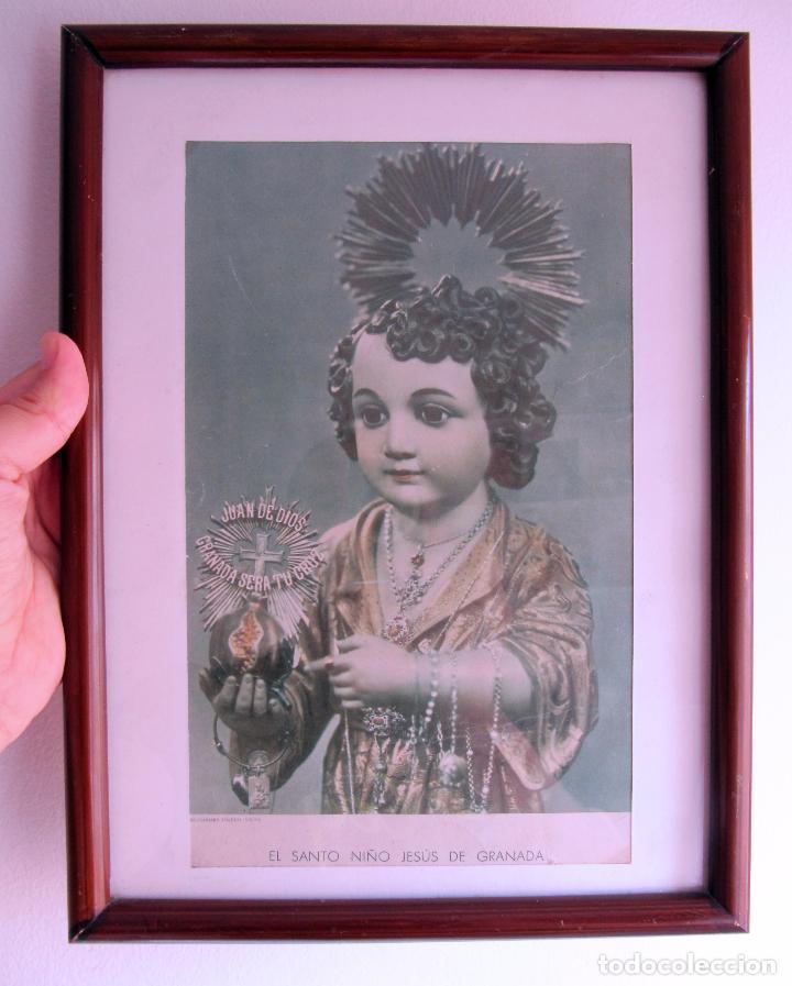 huecograbado santo niño jesus de granada - four - Comprar Grabados ...