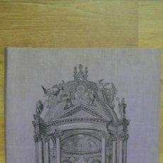 Arte: NUESTRA SEÑORA DEL PILAR - GRABADO SOBRE TELA. Lote 63381868