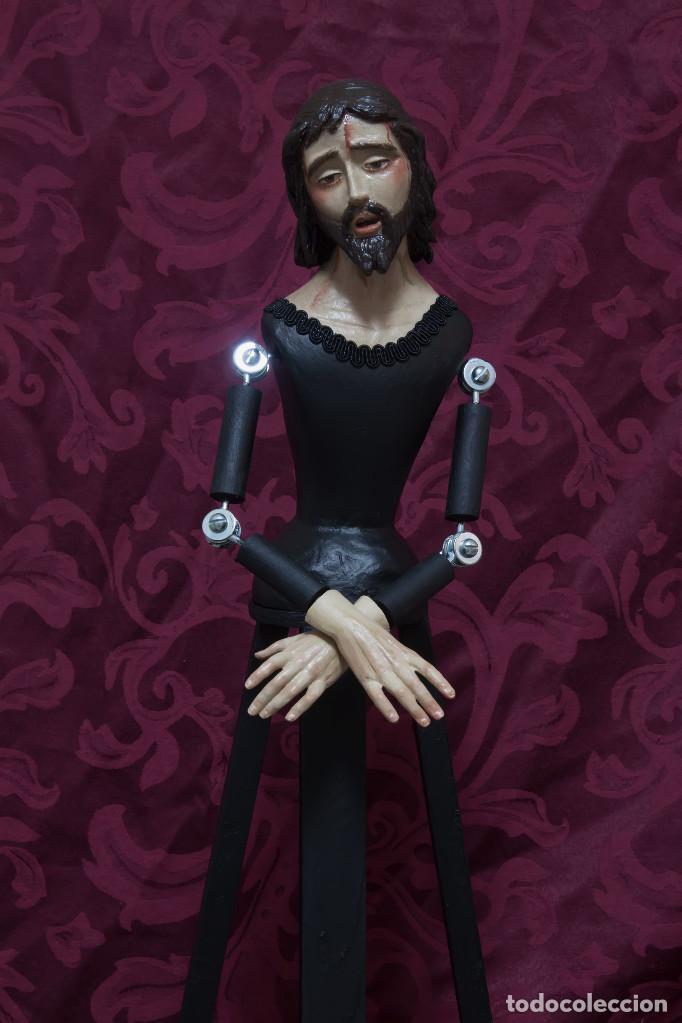 Arte: Cristo de Candelero de 60 ctm de altura - Foto 3 - 67978745