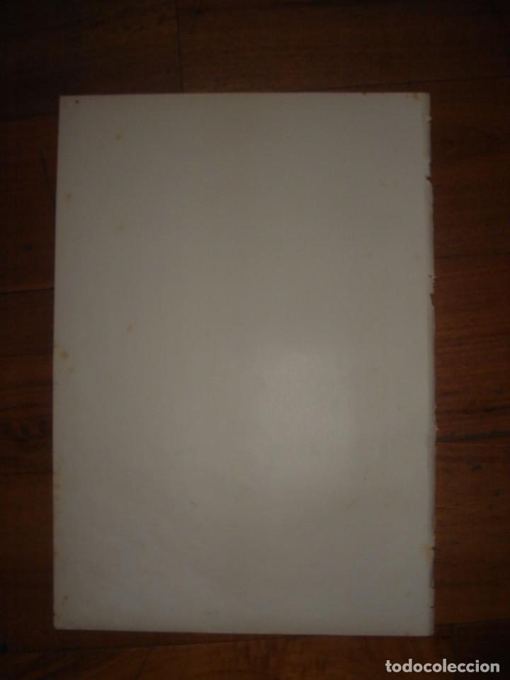 Arte: GRABADO RELIGIOSO, EL DILUVIO UNIVERSAL, DORÉ-PANNEMAKER, ORIGINAL, BARCELONA,1883,GRAN TAMAÑO - Foto 13 - 68371101