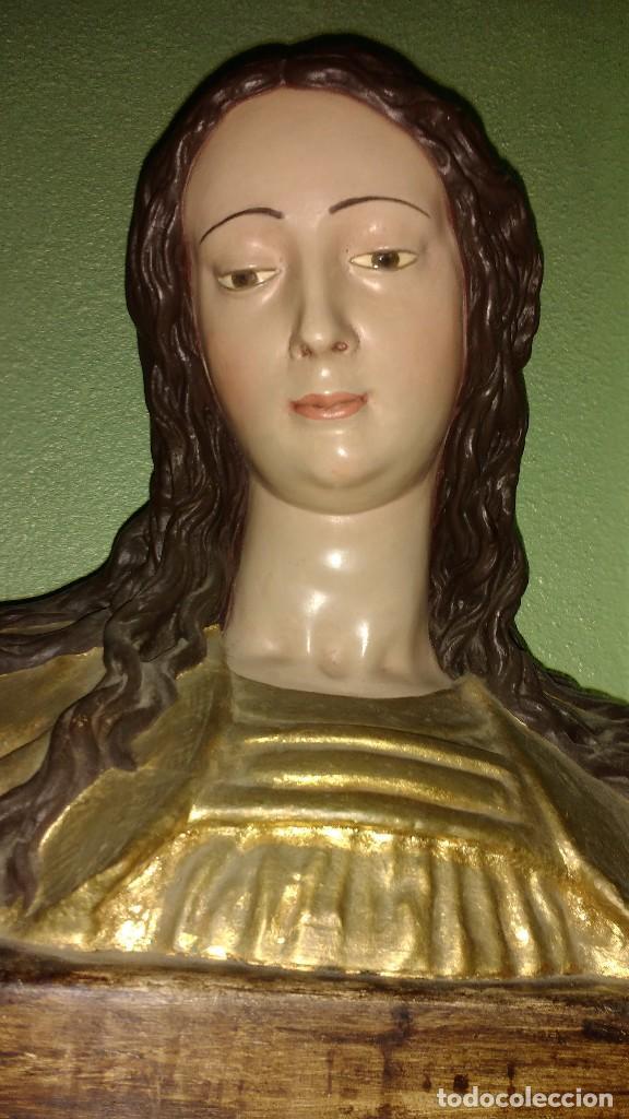 Arte: Busto Inmaculada - Foto 4 - 68477477
