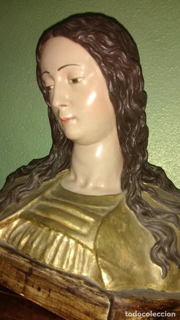 Arte: Busto Inmaculada - Foto 7 - 68477477