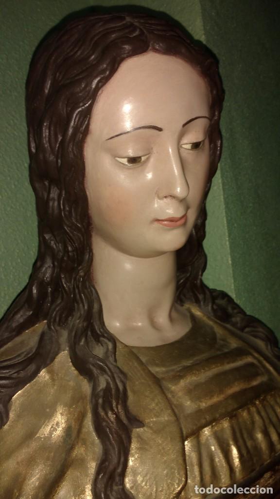 Arte: Busto Inmaculada - Foto 8 - 68477477