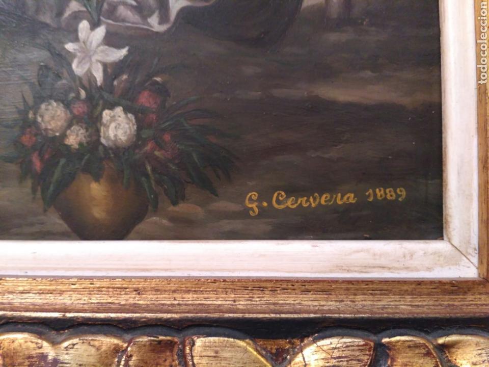 Arte: Inmaculada, oleo sobre cobre 1889 - Foto 7 - 69051250