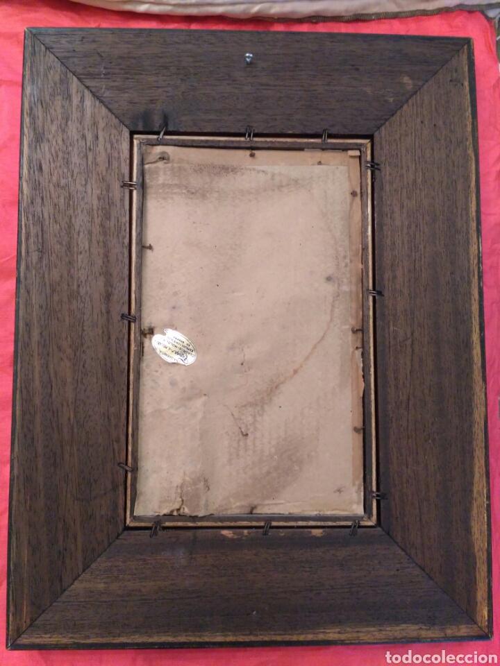 Arte: Inmaculada, oleo sobre cobre 1889 - Foto 8 - 69051250