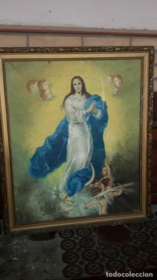 Arte: cuadro antiguo - Foto 2 - 69126481