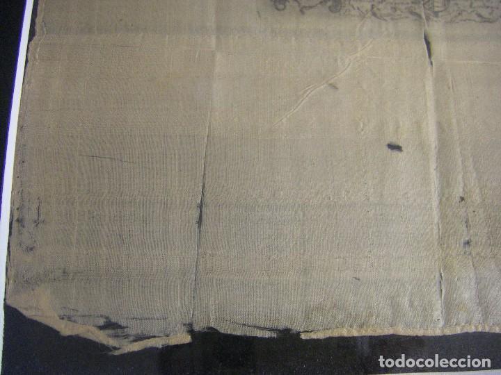 Arte: Grabado Seda s. XVIII Inmaculada de Alicante, Conde Soto Ameno Scorcia, de Pedro Paredes Orihuela - Foto 13 - 69384137
