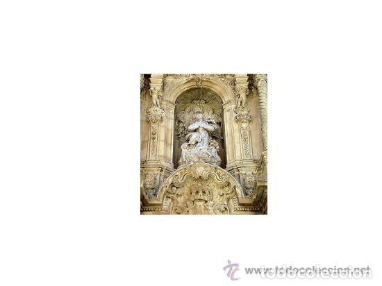 Arte: Grabado Seda s. XVIII Inmaculada de Alicante, Conde Soto Ameno Scorcia, de Pedro Paredes Orihuela - Foto 24 - 69384137
