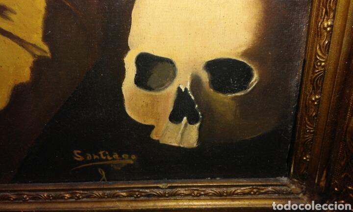 Arte: óleo sobre lienzo xx firmado - Foto 3 - 70026007