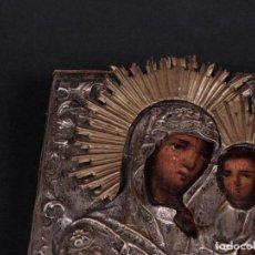 Arte: ANTIGUO ICONO RUSO SIGLO XVI. Lote 70028469
