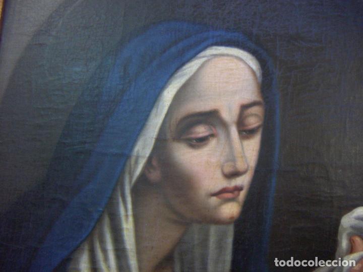 Arte: Oleo original siglo XIX enmarcado - Foto 2 - 70190325