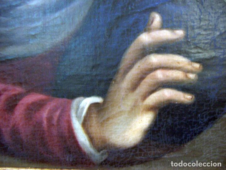 Arte: Oleo original siglo XIX enmarcado - Foto 5 - 70190325
