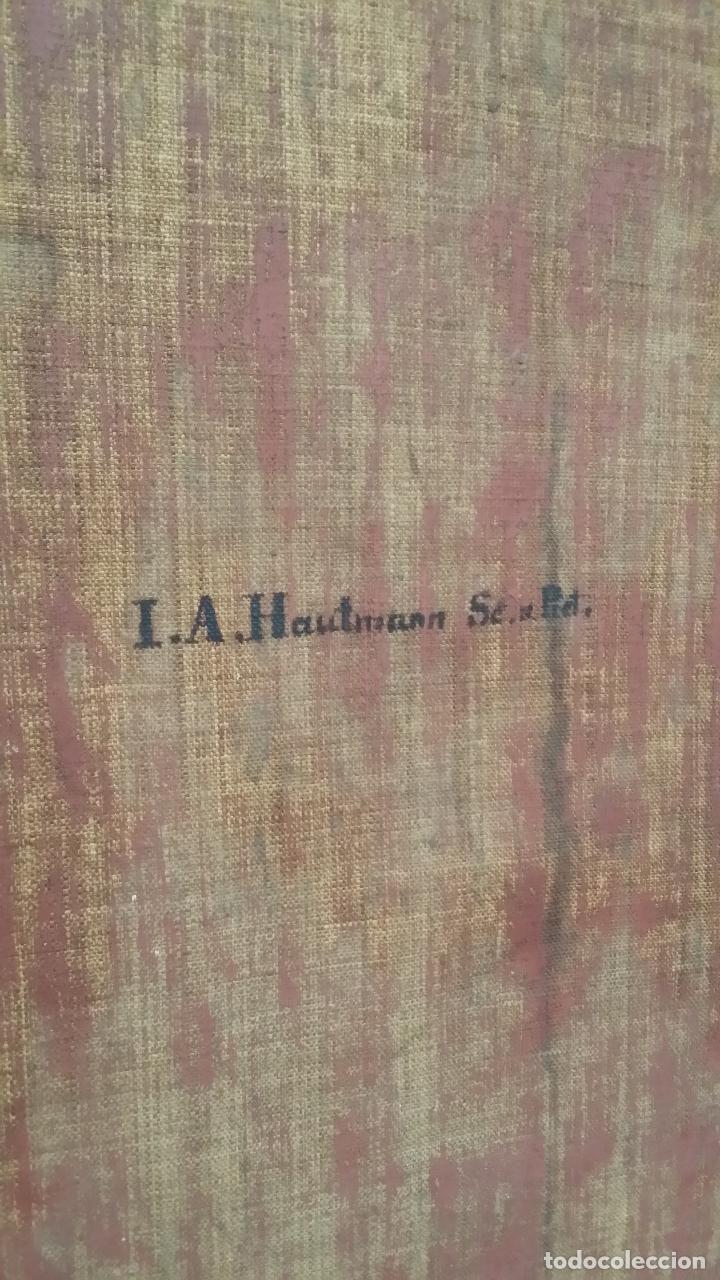 Arte: ECCE HOMO, óleo sobre lienzo. Firmado. Siglo XVII - Foto 18 - 70478885