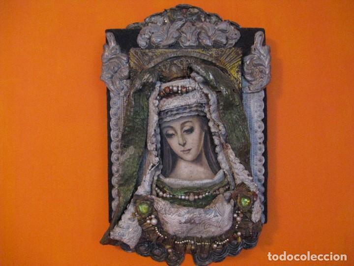 MAGNIFICO ICONO RUSO (Arte - Arte Religioso - Iconos)