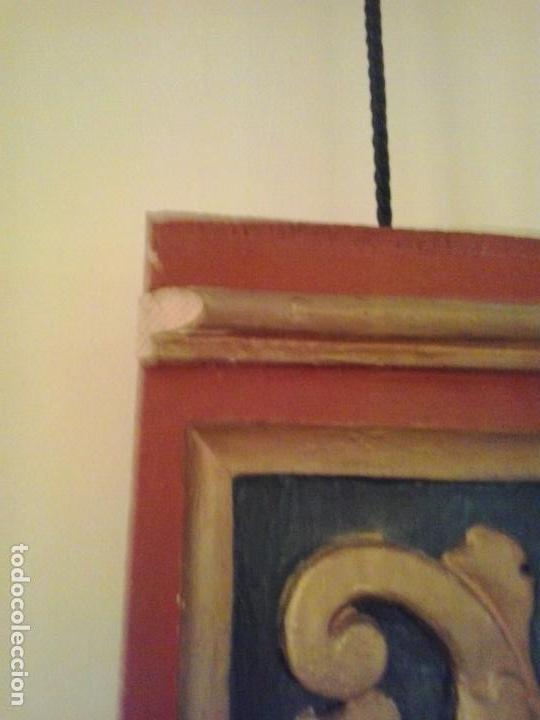 Arte: Fragmento retablo s.XVIII restaurado - Foto 6 - 71742095