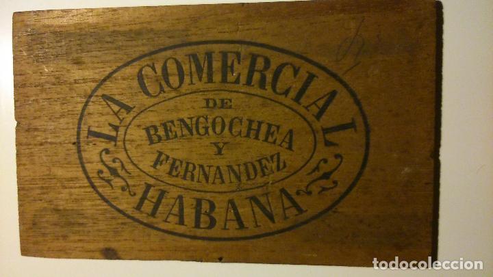 Arte: Lo que sucedió en la venta a toda la cuadrilla de don Quijote, oleo sobre tabla 1901. - Foto 4 - 144294165