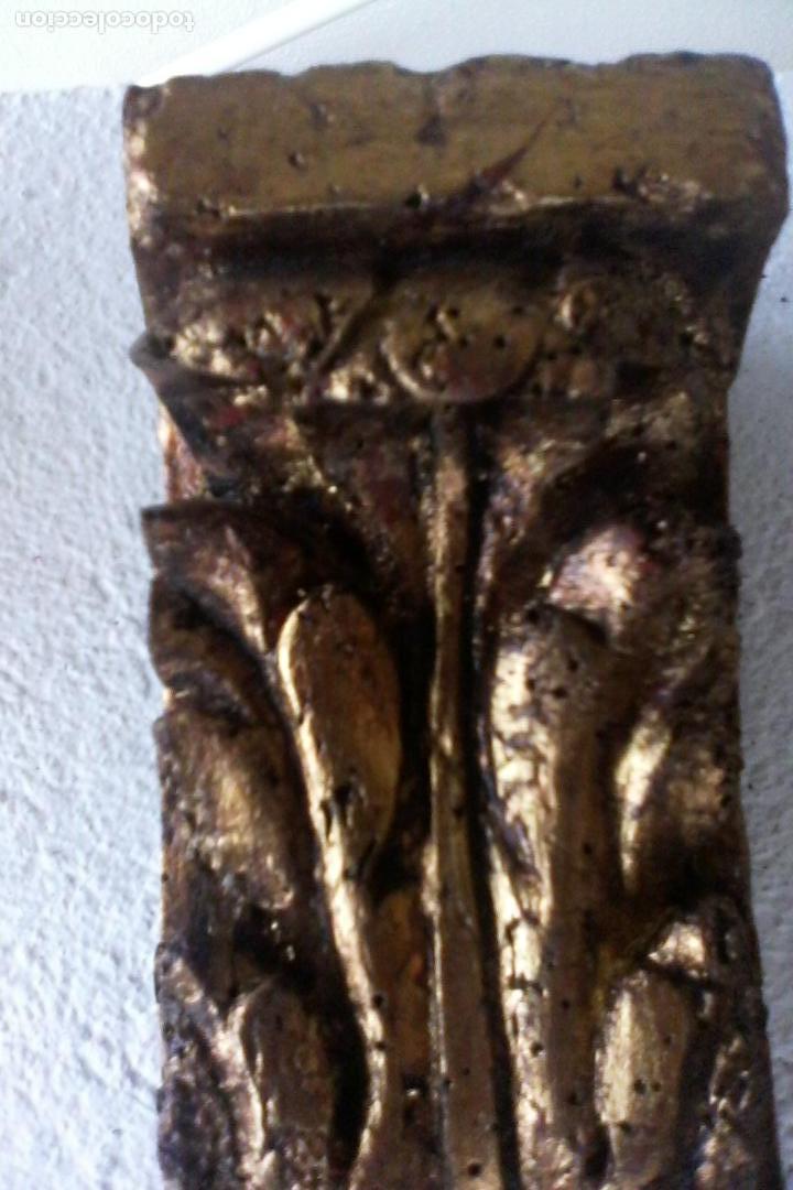 Arte: fragmento pieza retablo - Foto 2 - 74303879