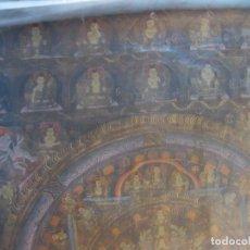 Arte: HULE DE MEDITACIÓN BUDISTA.. Lote 75127567