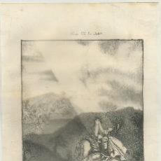 Arte: LITOGRAFIA DE RELIGION: S. MAURICIO Y COMP. M. G-REL-133. Lote 76842823