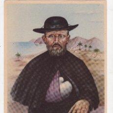 Arte: EL PADRE DAMIÁN DE LOS SAGRADOS CORAZONES APÓSTOL DE LEPROSOS. Lote 78908825