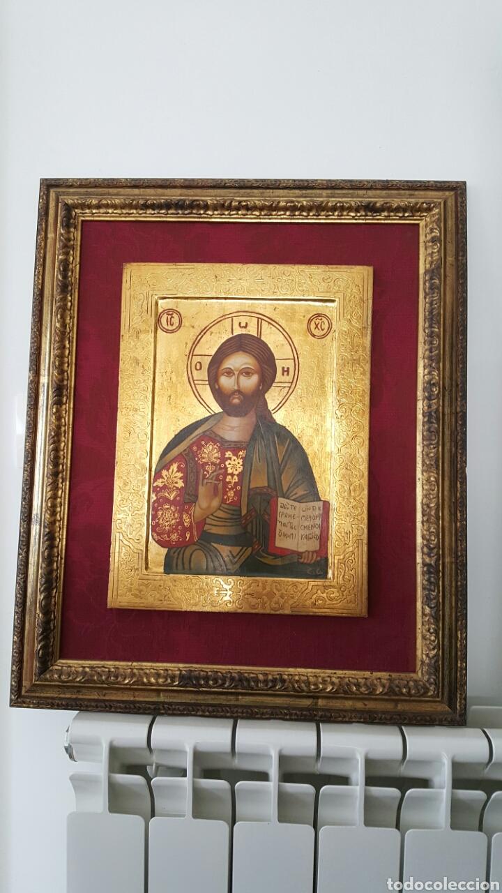 ICONO BIZANTINO (Arte - Arte Religioso - Iconos)