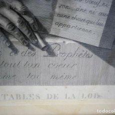 Arte: GRABADO ANTIGUO.. Lote 80598806