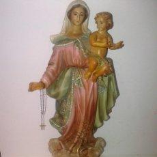 Arte: FIGURA , DE LA VIRGEN DE LOS ROSARIOS LA MAS BUSCADA ( ADMITEN OFERTAS ). Lote 96088464