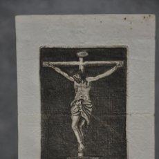 Arte: GRABADO RELIGIOSO ,CRISTO DE LOS DESAMPARADOS , SEVILLA ,. Lote 81028112