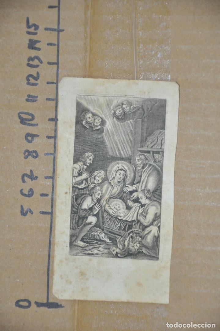 GRABADO RELIGIOSO , ANTIGUO Y ORIGINAL (Arte - Arte Religioso - Grabados)