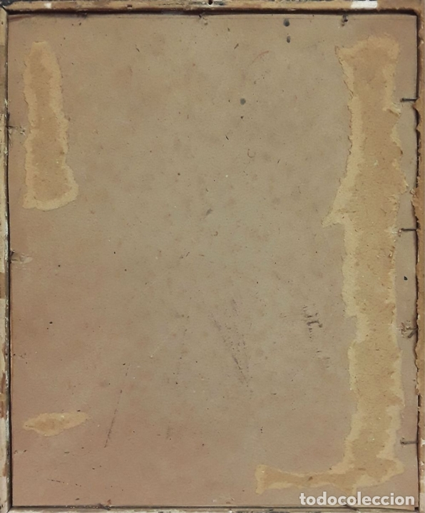 Arte: PAISAJE URBANO. LITOGRAFÍA. FIRMA ILEGIBLE. NORTE O CENTRO EUROPEO (?). S.XIX-XX - Foto 5 - 81639600