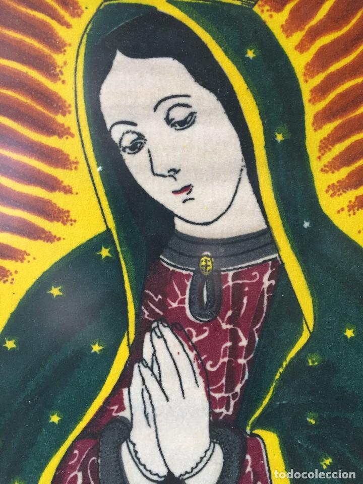 CUADRO NUESTRA SEÑORA DE GUADALUPE (MÉXICO) (Arte - Arte Religioso - Pintura Religiosa - Otros)