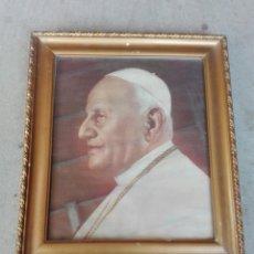 Arte: LAMINA PAPA DE ROMA. Lote 81872863