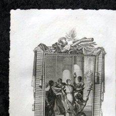 Arte: SAN CORNELIO - PAPA - GRABADO DEL S.XIX - 18X11,5CM. Lote 82727648
