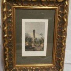 Arte: GRABADO S. XIX. R. BRANDARD ( IRLANDA ). Lote 83629752