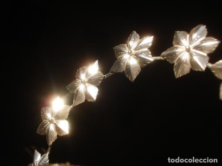 Arte: VIRGEN INMACULADA CENTENARIA PURÍSIMA CON ANGELES SXIX PASTA DE MADERA - Foto 13 - 83700188
