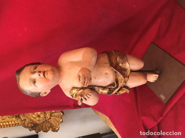 Arte: Pareja de niños finales S.XVIII - Foto 2 - 84305688