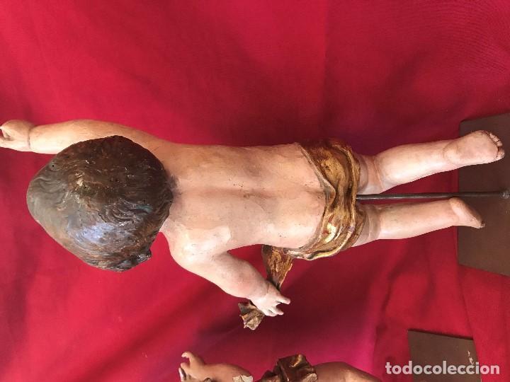 Arte: Pareja de niños finales S.XVIII - Foto 4 - 84305688