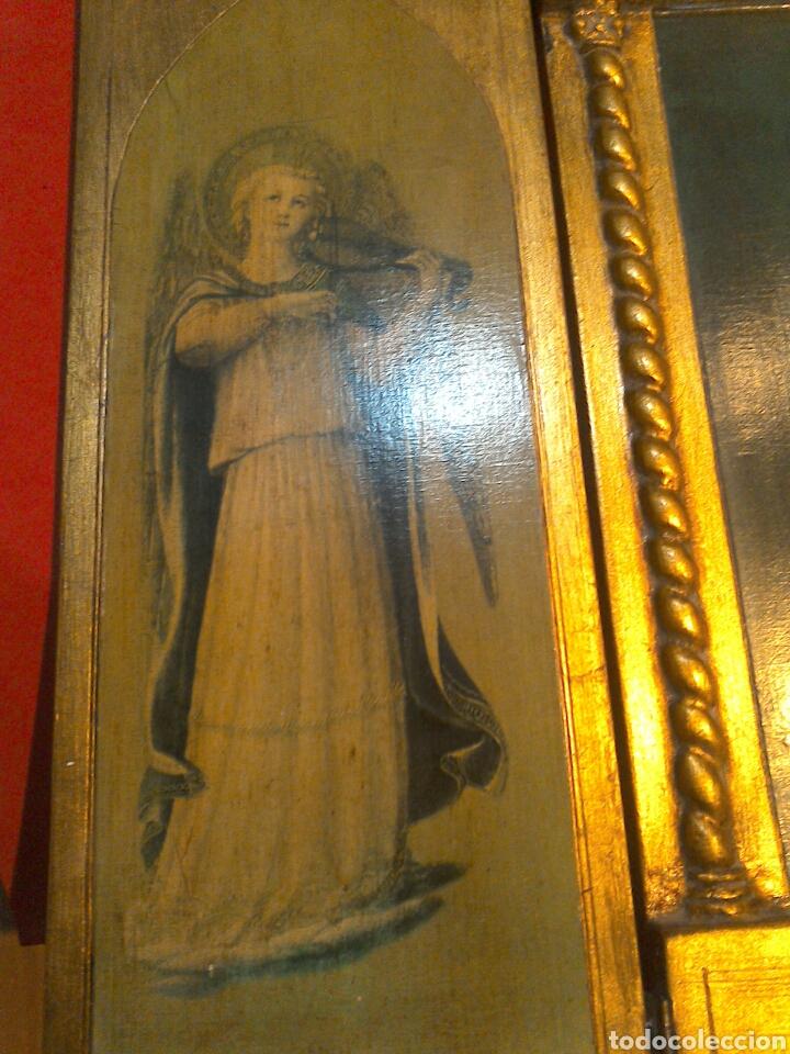 Arte: Gran tríptico religioso finales s.XIX - Foto 4 - 84708635