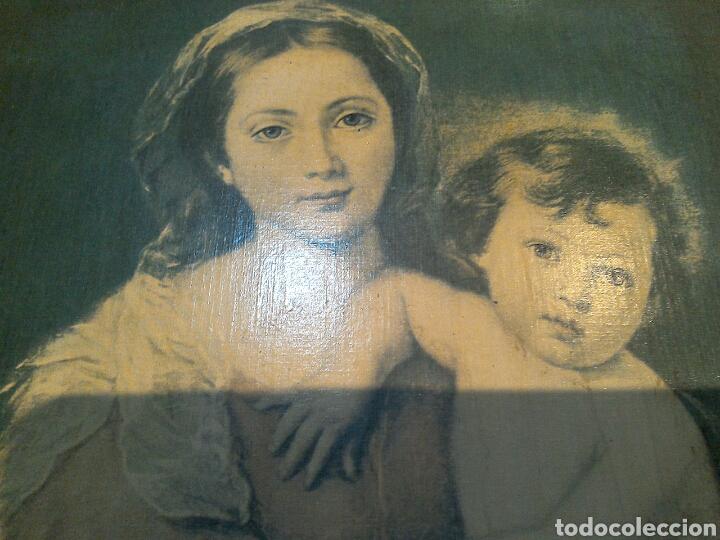 Arte: Gran tríptico religioso finales s.XIX - Foto 5 - 84708635