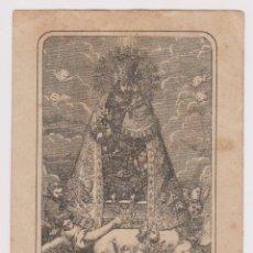 Arte: LITOGRAFÍA VDA. DE P. MARTÍ ESTAMPA DE NTRA. SRA, DE LOS DESAMPARADOS. VALENCIA.. Lote 84996256