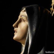 Arte: VIRGEN DE LOS DOLORES EL ARTE CRISTIANO OLOT. Lote 85106256