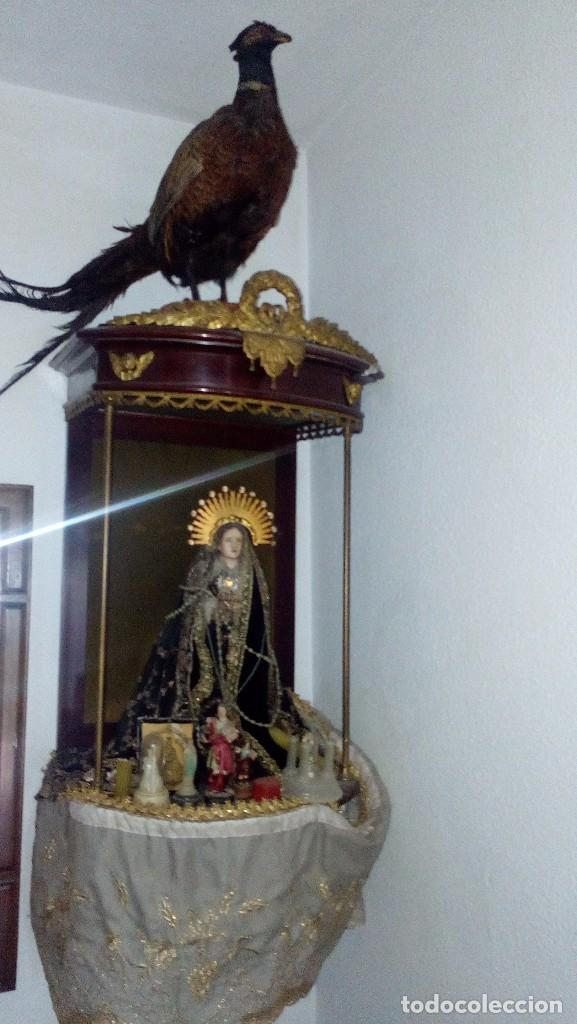 VIRGEN (Arte - Arte Religioso - Escultura)
