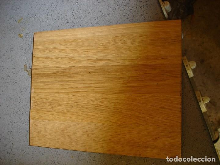 Arte: icono realizado en madera desconocozco la variedad de madera que es - Foto 5 - 89797774