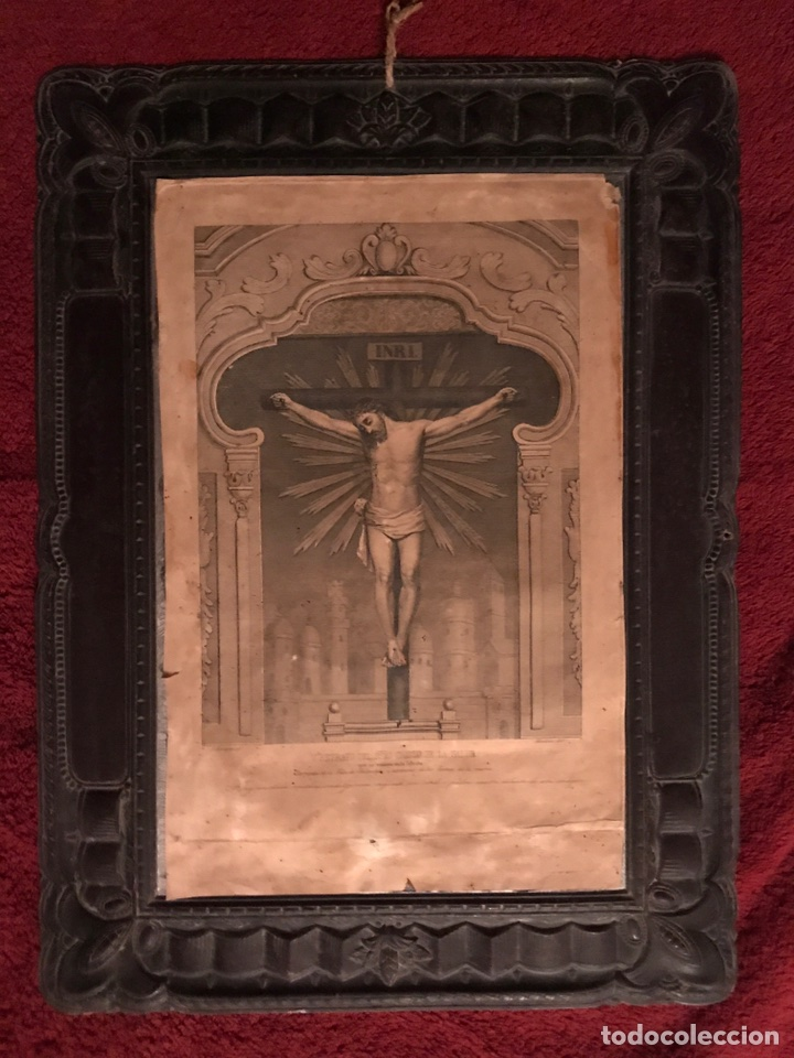 Arte: Chiloeches (Guadalajara). Grabado antiguo. (Finales del Siglo XIX?) - Foto 2 - 91129033